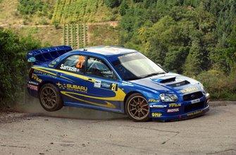 Stéphane Sarrazin, Subaru Impreza WRC