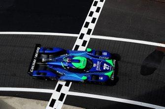 #47 Cetilar Racing, Dallara P217 - Roberto Lacorte, Giorgio Sernagiotto, Andrea Bellichi