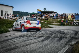 Patrizia Perosino, Veronica Verzoletto, Peugeot 208, Winners Rally Team