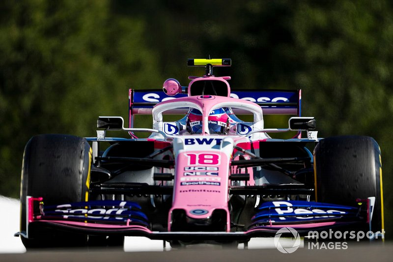 Lance Stroll - Racing Point: 6 puan