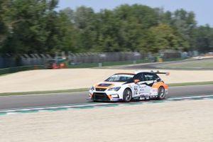 Matteo Bergonzini, BF Motorsport, Cupra TCR