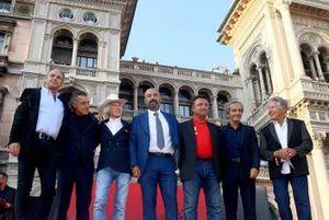 Ferrari drivers lineup