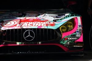 #4 Goodsmile Racing & Team Ukyo Mercedes AMG GT3