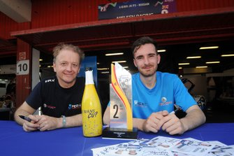 #7 Nielsen Racing Ligier JS P3 Nissan: Anthony Wells, Colin Noble