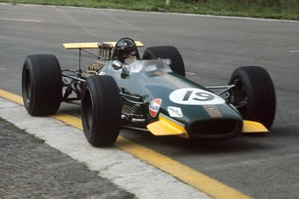 Jochen Rindt, Brabham