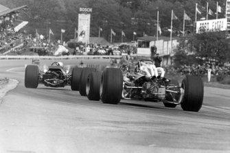 Bruce McLaren, McLaren, Pedro Rodriguez, BRM, Jacky Ickx, Ferrari