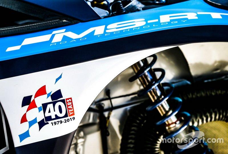 Detalle del coche de Teemu Suninen, Jarmo Lehtinen, M-Sport Ford WRT Ford Fiesta WRC