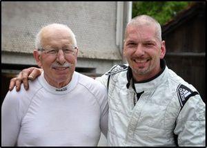 Louis et Eric Berguerand