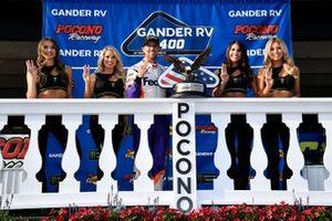Denny Hamlin, Joe Gibbs Racing, Toyota Camry FedEx Ground wins