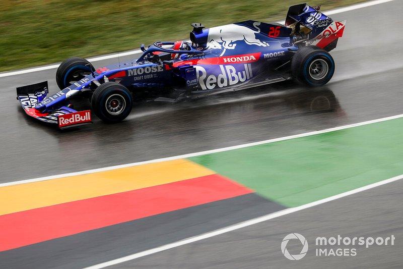 Болид Toro Rosso STR14
