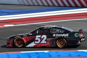 Garrett Smithley, Rick Ware Racing, Ford Mustang VICTORY LANE / KENDALL OIL