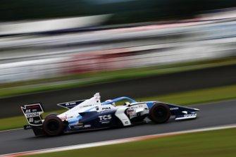 Tadasuke Makino, Nakajima Racing