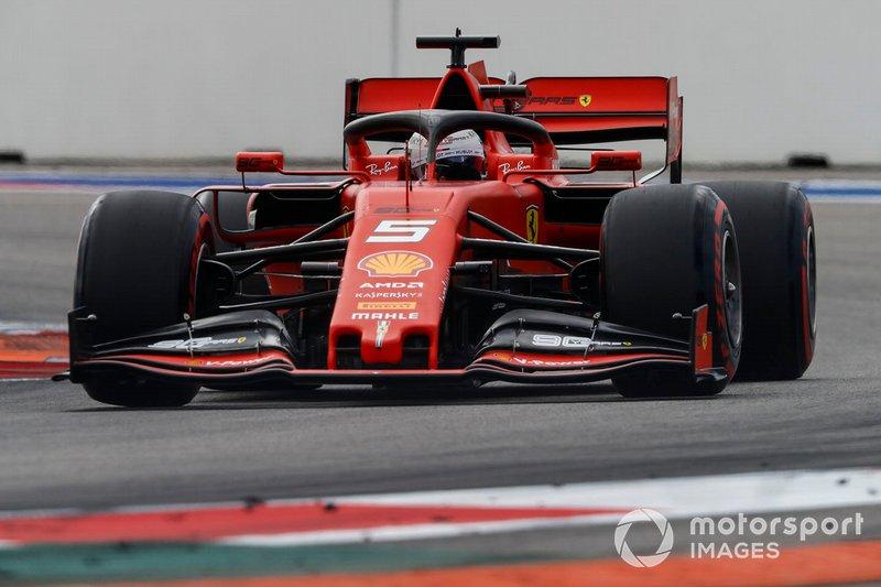 Sebastian Vettel – volta 28