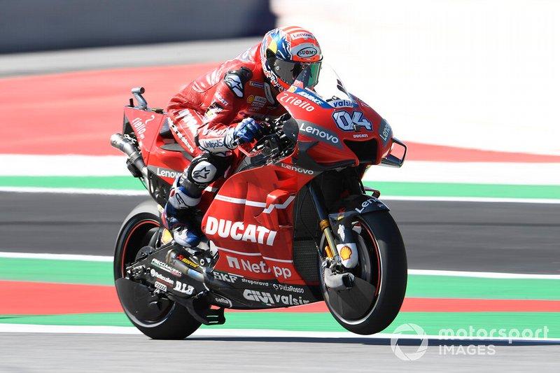 Ganador GP de Austria - Andrea Dovizioso, Ducati Team
