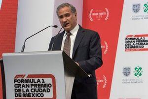 Alejandro Soberón Presidente de CIE