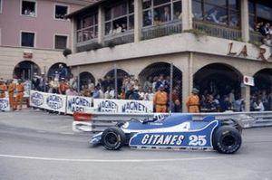 Didier Pironi, Ligier JS11/15-Ford