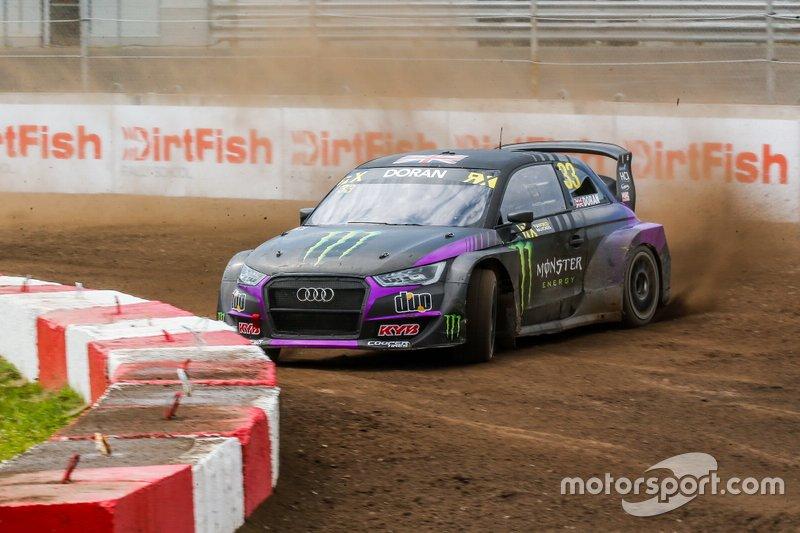 Лиам Доран, Monster Energy RX Cartel, Audi S1