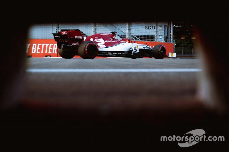Kimi Raikkonen, Alfa Romeo C38