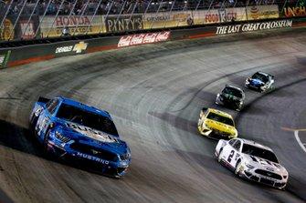 Kevin Harvick, Stewart-Haas Racing, Ford Mustang Busch Beer Brad Keselowski, Team Penske, Ford Mustang Miller Lite