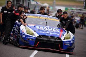 #56 Kondo Racing Nissan GT-R