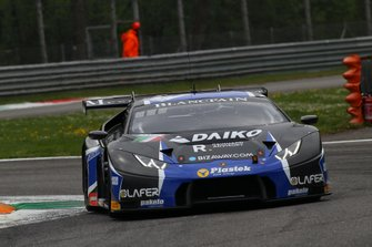 #27 Daiko Lazarus Racing Lamborghini Huracan GT3: Kris Richard, Fabrizio Crestani, Nicholas Pohler