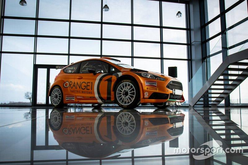 Simone Campedelli, Ford Fiesa R5, M-Sport Poland