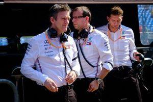 James Allison, director técnico de Mercedes AMG F1