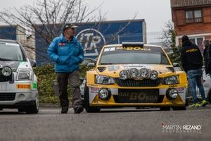 Gregoire Hotz, Pietro Ravasi, Skoda Fabia R5, Lugano Racing Team_