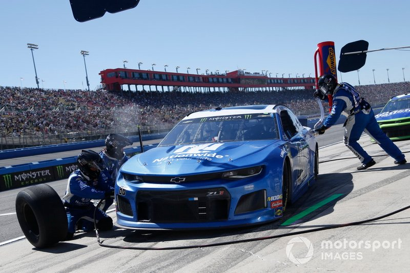 Alex Bowman, Hendrick Motorsports, Chevrolet Camaro Nationwide Pet Insurance