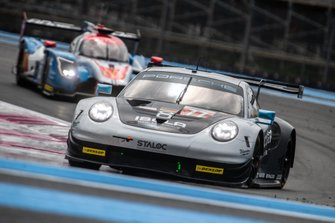 #88 Proton Competition Porsche 911 RSR: Horst Felbermayr Jr., Marco Seefried, Thomas Preining
