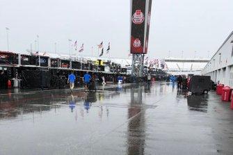 Rain at Richmond