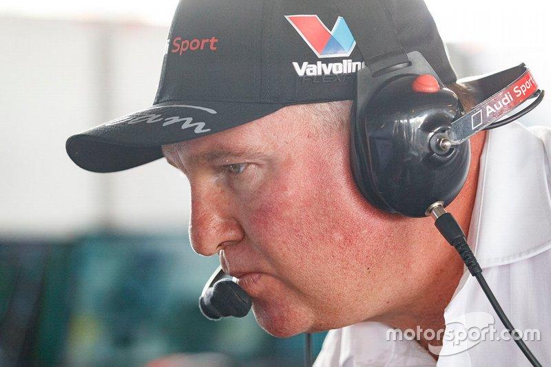 Lee Burley, Audi Sport
