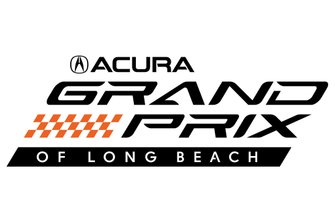 Logo GP de Long Beach Acura