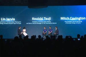 Презентация команды Yamaha