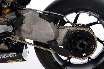 Detalle del Aruba.it Racing-Ducati SBK Team, Ducati Panigale V4R
