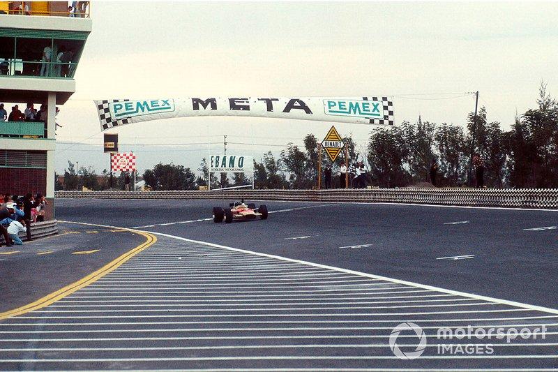 54 Autódromo Hermanos Rodríguez de Ciudad de México