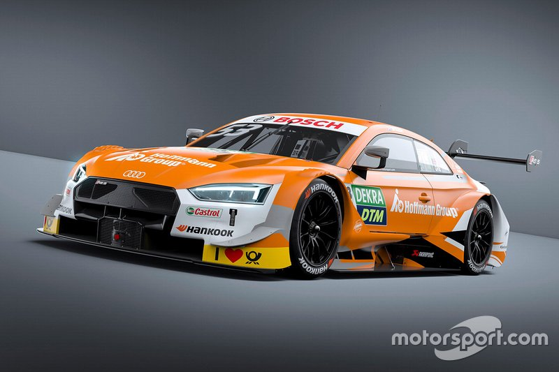 Hoffmann Group Audi RS 5 DTM #53