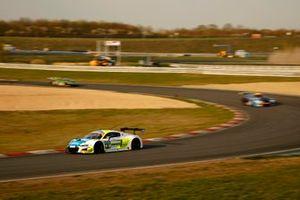 #8 HCB-Rutronik Racing Audi R8 LMS: Carrie Schreiner, Dennis Marschall