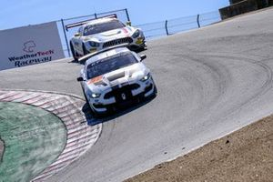 #41 PF Racing Ford Mustang GT4: Jason Pesek, Jade Buford, Chad McCumbee