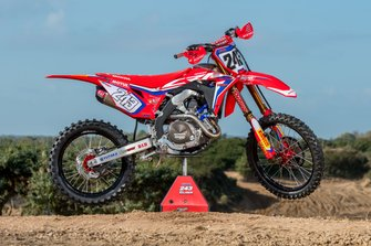 The Honda CRF450RW of Tim Gajser