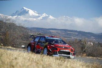Sébastien Ogier, Julien Ingrassia, Citroën Total WRT Citroen C3 WRC