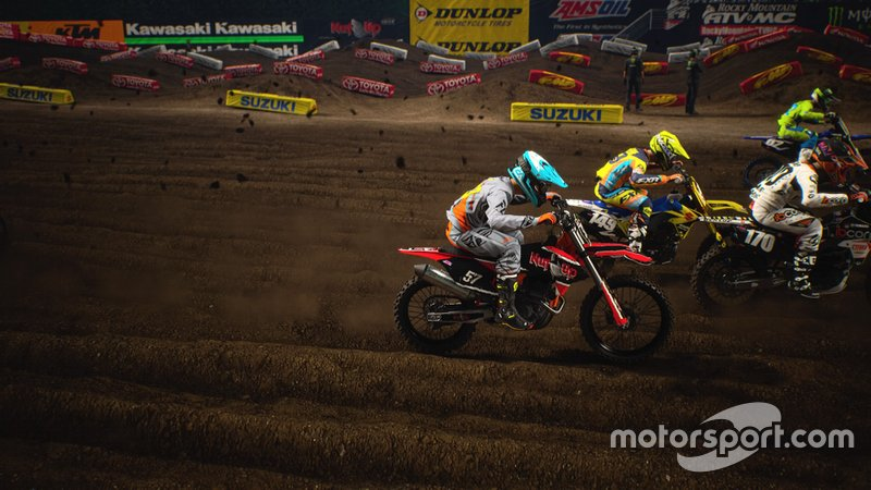 Screenshots Monster Energy Supercross 2