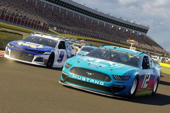 NASCAR Heat 3 video game screenshot