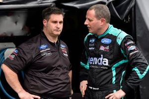 Johnny Sauter, ThorSport Racing, Ford F-150 and Joe Shear