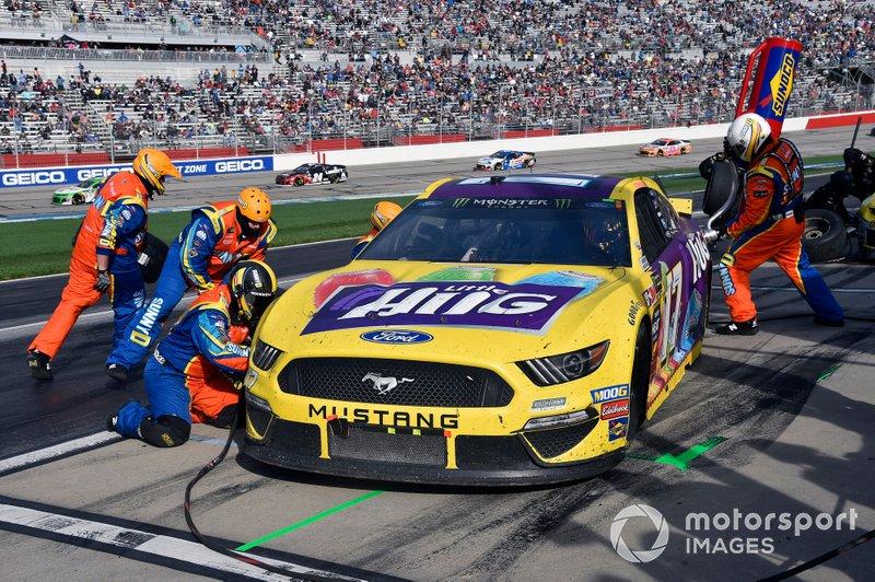Winner Ford Dover De >> Ricky Stenhouse Jr., Roush Fenway Racing, Ford Mustang ...