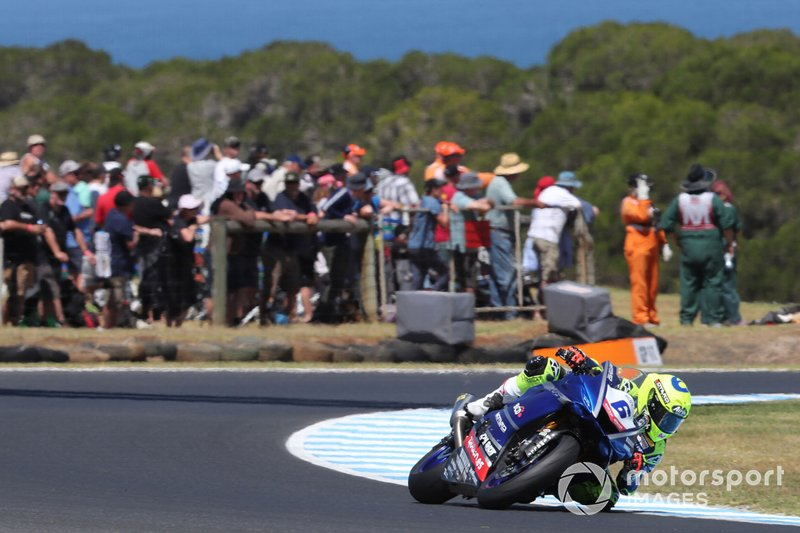 Maria Herrera, MS Racing, Australian WorldSSP race 2019