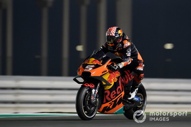 19º Johann Zarco, Red Bull KTM Factory Racing - 1:55.716