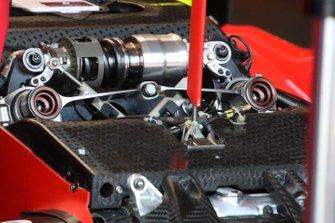 Ferrari SF90 ophanging detail