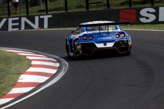 #35 KCMG Nissan GT-R Nismo GT3: Katsumasa Chiyo, Matsuda Tsugio, Joshua Burdon