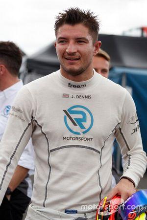 Pole position for #62 R-Motorsport Aston Martin Vantage GT3: Jake Dennis